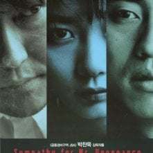 La locandina di Simpathy for Mr Vengeance