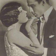 Rudolph Valentino e Gloria Swanson