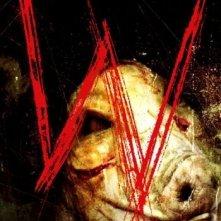 teaser poster di Saw con la 'W'