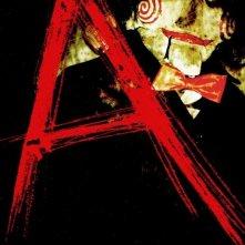 teaser poster di Saw con la 'A'