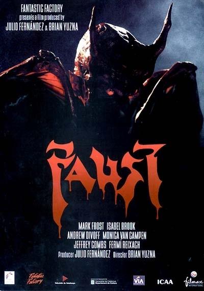 La Locandina Di Faust 15856