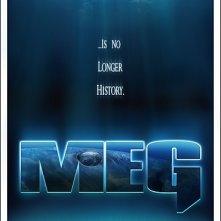 La locandina di Meg