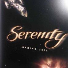 Il teaser poster di Serenity