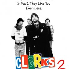 La locandina di The Passion of the Clerks