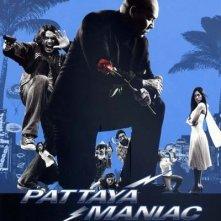 La locandina di Pattaya Maniac