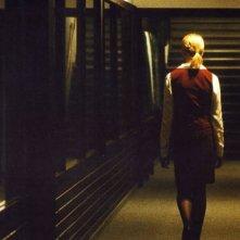 Franziska Weiss in una scena di Hotel