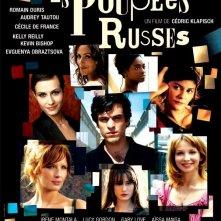 La locandina di Bambole russe
