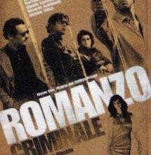 La locandina di Romanzo criminale