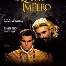 la locandina italiana di Il quinto impero