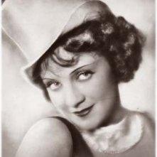 Marlene Dietrich in una bella foto promozionale per L'angelo azzurro