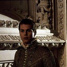 Ricardo Trepa in una scena de Il quinto impero