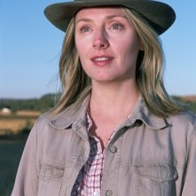 Hope Davis in una scena di Duma