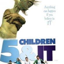 La locandina di 5 bambini & lui