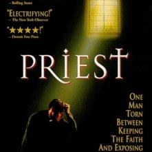La locandina di Il prete