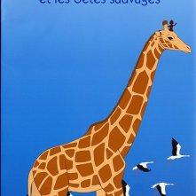 La locandina di Kirikù e gli animali selvaggi
