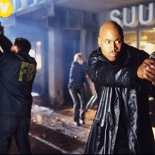 LL Cool J in una scena del film Nella mente del serial killer
