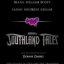 La locandina di Southland Tales