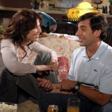 Steve Carell e Catherine Keener in The 40 Year-Old Virgin