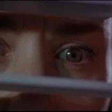 Lo sguardo terrorizzato di Jessica Lange (Leigh Bowden) in CAPE FEAR - IL PROMONTORIO DELLA PAURA