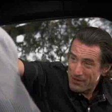 Nick Nolte (di spalle) e Robert De Niro in una scena di CAPE FEAR - IL PROMONTORIO DELLA PAURA