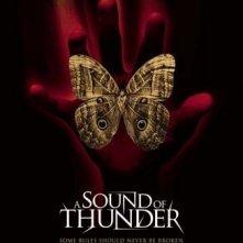 La locandina di A Sound of Thunder