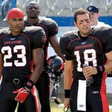 Nelly, Terry Crews e Adam Sandler in L'altra sporca ultima meta