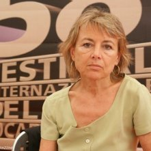 Festival di Locarno 2005: la giornalista del Manifesto Giuliana Sgrena