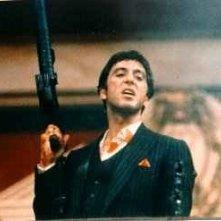 Al Pacino è la star di Scarface