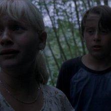 Carly Schroeder Rory Culkin in una scena di Mean Creek