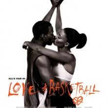 La locandina di Love and Basketball