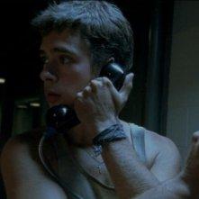 Scott meclowicz in una scena di Mean Creek