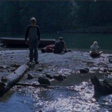 Una scena di Mean Creek