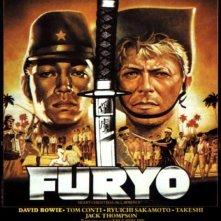 La locandina di Furyo