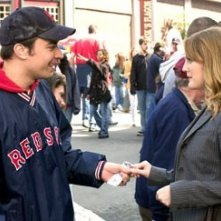 Drew Barrymore con Jimmy Fallon in L'amore in gioco