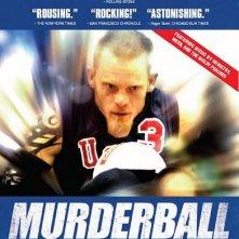 La locandina di Murderball