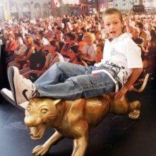 Locarno 2005: il piccolo Marco Grieco
