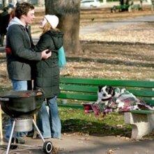 Drew Barrymore abbraccia Jimmy Fallon in L'amore in gioco