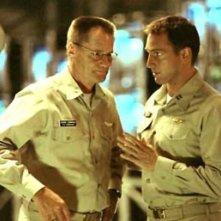 Sam Shepard e Josh Lucas in Stealth - Arma suprema