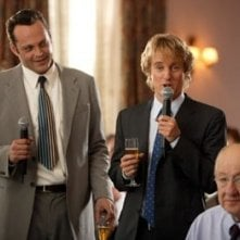 Vince Vaughn e Owen Wilson in 2 single a nozze