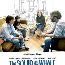 La locandina di The Squid and the Whale