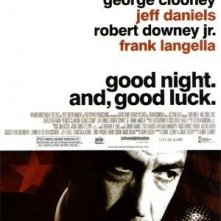 Locandina di Good Night, and Good Luck
