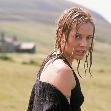 Maria Bello in una sequenza di The Dark