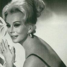 L'attrice ungherese Eva Gabor