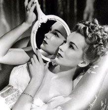 una seducente Eva Gabor