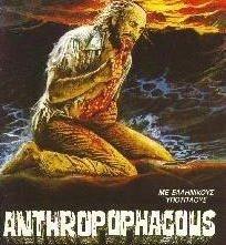 La locandina di Antropophagus