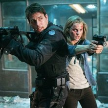 Tom Cruise e Keri Russell in Mission: Impossible III