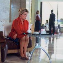 Catherine Deneuve in una scena de I tempi che cambiano