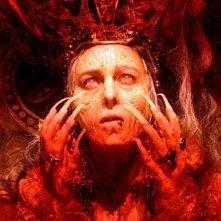 Monica Bellucci in una scena de I fratelli Grimm e l'incantevole strega