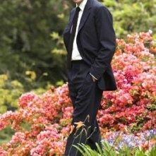 Ralph Fiennes in una scena di The Constant Gardener