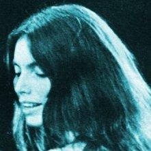 Emmylou Harris in uno scatto d'epoca